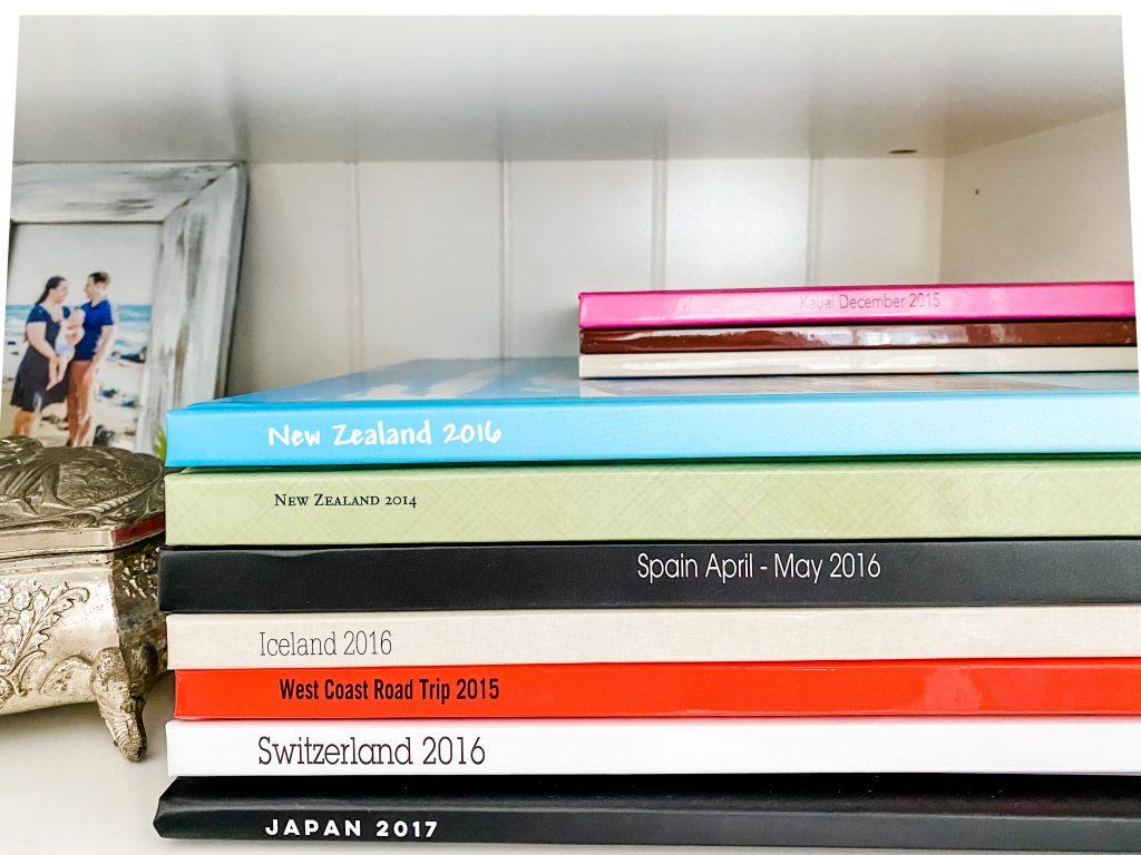 custom travel photo books from Shutterfly
