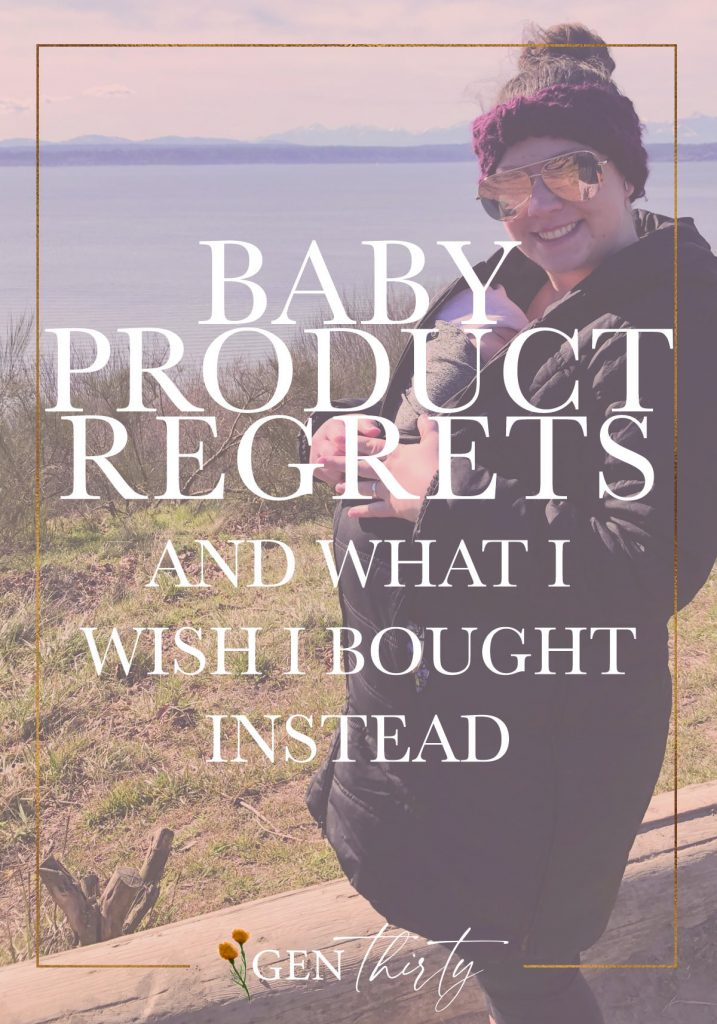 baby product regrets title image